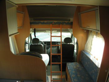 Campervan Hire Ireland Motorhome Rental Campervan