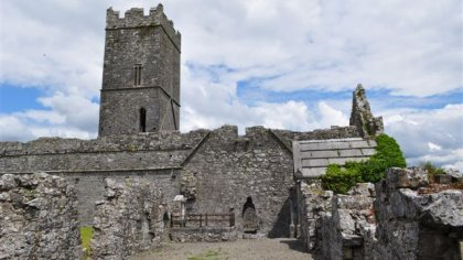 Clare Abbey