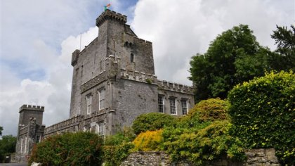 Knappogue castle, Co. Clare