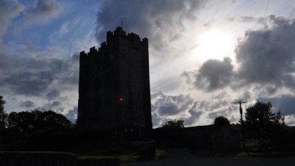 O'Dea castle, Co. Clare