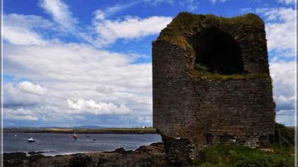 Doonbeg Castle, Co. Clare