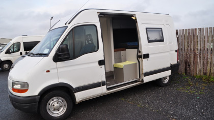 Campervan Conversions Ireland | Van to Camper Conversion