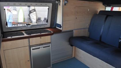 Campervan Conversions Ireland | Van to Camper Conversion