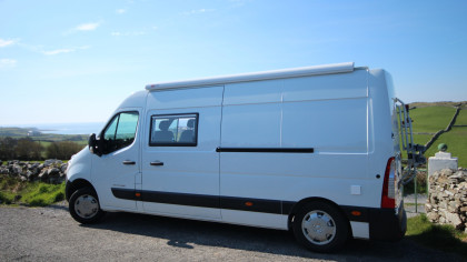 Campervan Hire Ireland Motorhome Rental