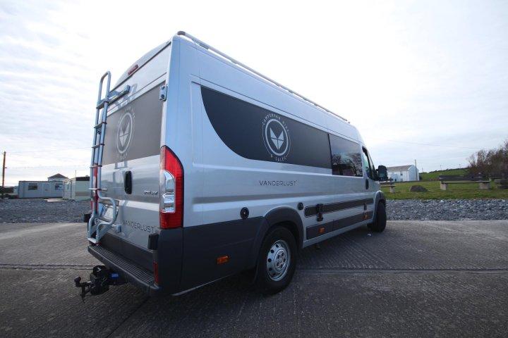 Campervan Hire Ireland Motorhome Rental Campervan